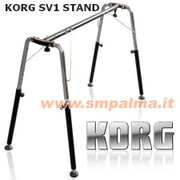 Korg St-Sv1 Silvers Stand