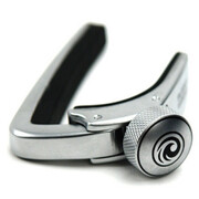 Planet Waves Ns Capo Silver