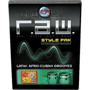 Raw Latin Afro-Cuban Grooves