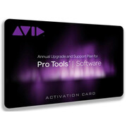 PROTOOLS ANNUAL UPGRADE PLAN RENEWAL FOR PROTOOLS (CARD) EE1618