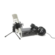 Tascam Us 2x2 Trackpack