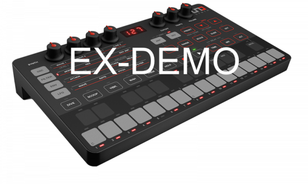 IK UNO SYNTH ANALOGICO EX-DEMO