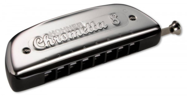 HOHNER CHROMETTA 8 DO 250/32 C