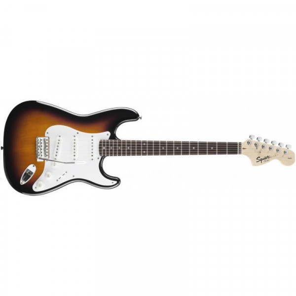 SQUIER AFFINITY SERIES™ STRATOCASTER® BSB RW