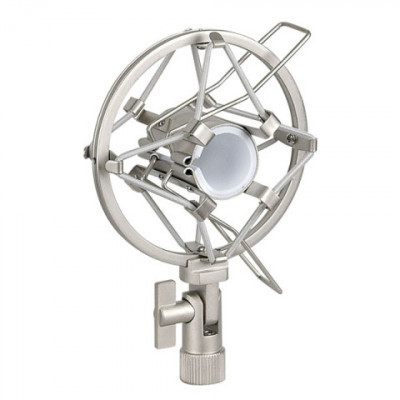 HIGHLITE MICROPHONE HOLDER SILVER D1704