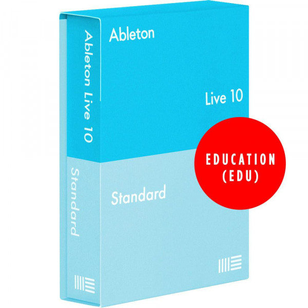 ABLETON LIVE 10 STANDARD EDU BOX