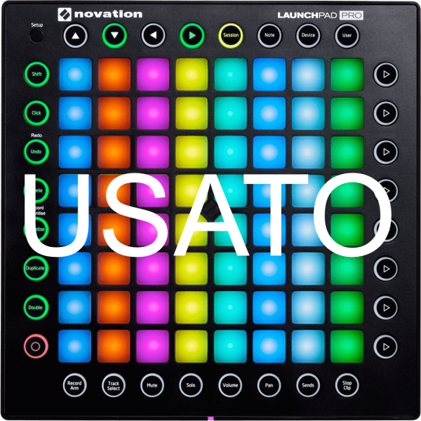 NOVATION LAUNCHPAD PRO USATO