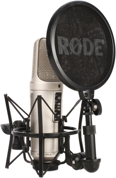 RODE NT2A STUDIO SOLUTION