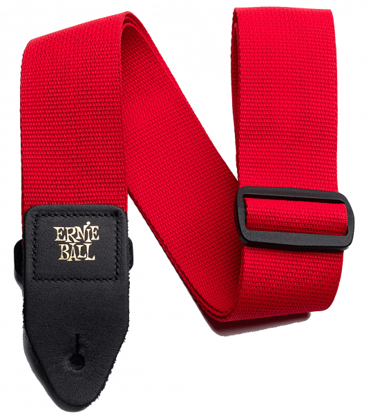 ERNIE BALL 4040 TRACOLLA POLYPRO ROSSA