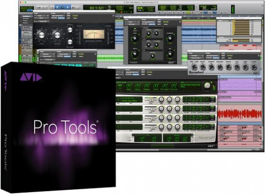 AVID PROTOOLS  TEACHER EDUCATIONAL