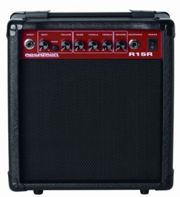 ROCKTRON R15 RED DIGITAL REVERB