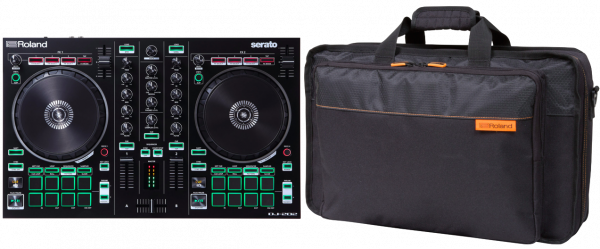 ROLAND DJ202 BUNDLE