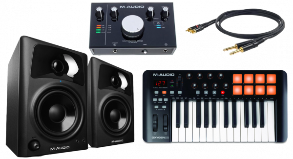 PRODUCER START PACK M-AUDIO
