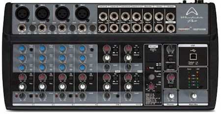 WHARFEDALE PRO CONNECT 1202 FX USB