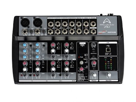 WHARFEDALE PRO CONNECT 1002 FX USB