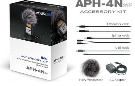 ZOOM APH4NSP