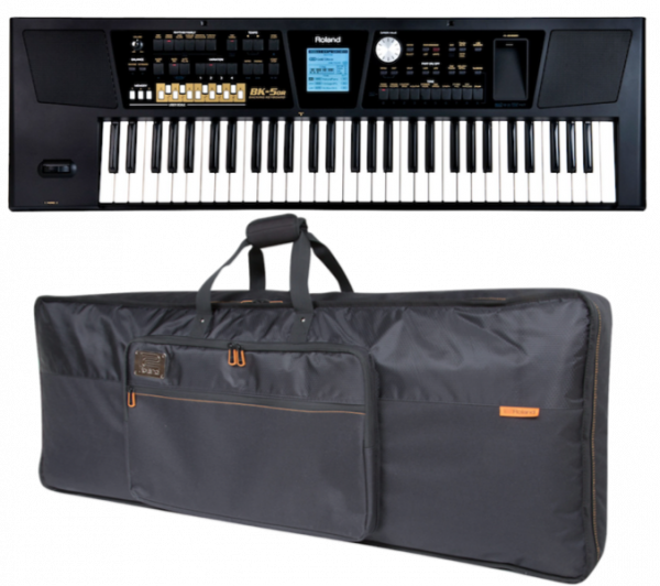 ROLAND BK5OR BUNDLE