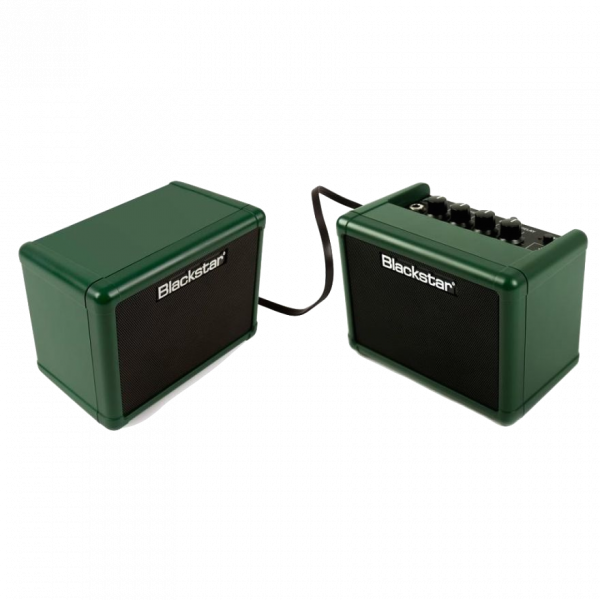 BLACKSTAR FLY PACK STEREO GREEN LIMITED EDITION
