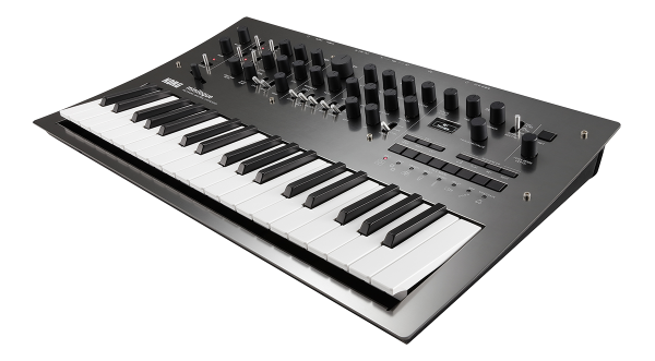 KORG MINILOGUE LIMITED EDITION POLISHED GREY