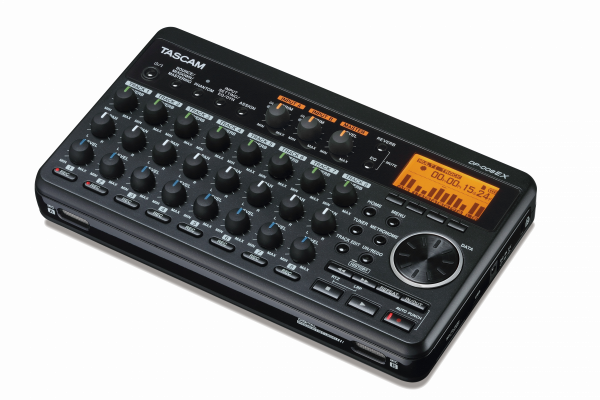 TASCAM POCKETSTUDIO DP-008EX