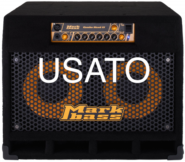 MARK BASS CMD102P II USATO