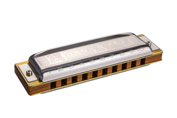 HOHNER BLUES HARP RE