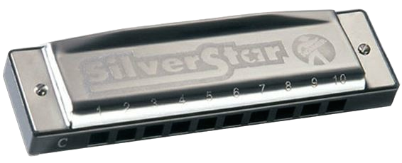 HOHNER SILVERSTAR DO