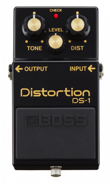 BOSS DS1 DISTORTION 4A 40th Anniversary