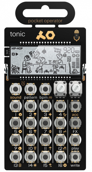 TEENAGE PO-32 TONIC