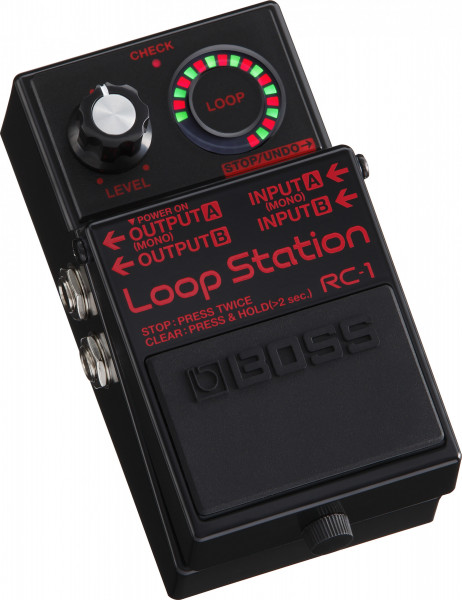 BOSS RC1BK LIMITED EDITION LOOP STATION