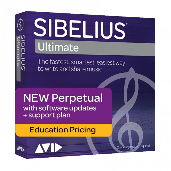 SIBELIUS ULTIMATE FOR EDUCATION