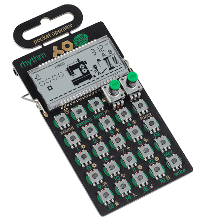 TEENAGE PO-12 RHYTHM