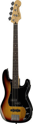 SQUIER VINTAGE MODIFIED P BASS PJ 3TS